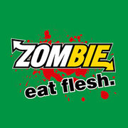 PI Zombie - Eat Flesh