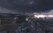 RPG missile in flight