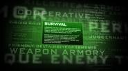 Survival Mode Intro