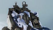 FFAR First Person Snow Job Camouflage BO3
