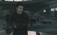 Vladimir Makarov No Russian flashback Blood Brothers MW3