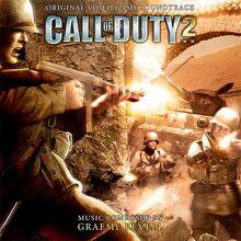 CallOfDuty2-OST-Score Cover