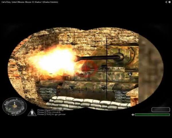 File:Call of Duty-Waffen SS Elefant tank in the Battle of Kharkov.jpg