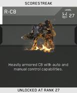 R-C8 Unlock Card IW
