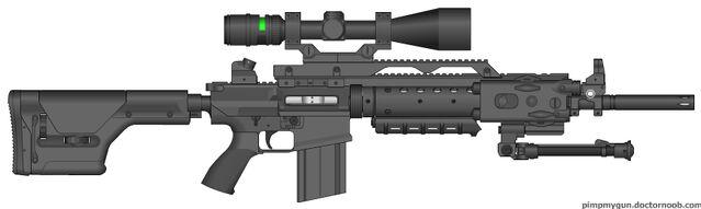 File:SCAR-H Mod. 4 Designated Marksman Rifle.jpg