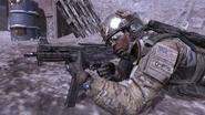 Delta Soldier Outpost MW3