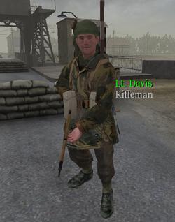 Lt Davis