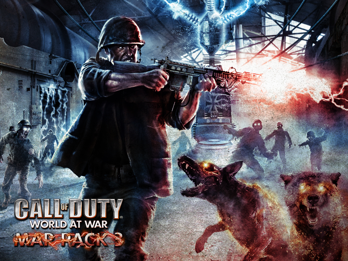 Call of duty world at war zombies map pack 1 download