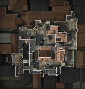 Map Lockdown MW3