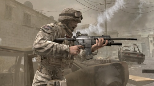 File:US Marine M4A1 War Pig CoD4.jpg