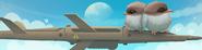 Jetfighter calling card BO3