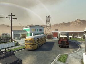 Bare Load Screen Nuketown BO