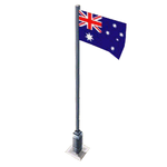 Flag 13 Australia menu icon CoDH