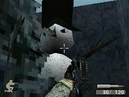 Snowman CoD4 DS