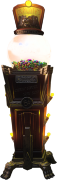 GobbleGum Machine Transparent BO3