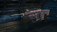 XR-2 Gunsmith Model Burnt Camouflage BO3