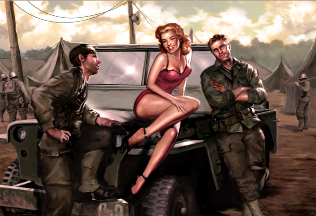 File:Pin-up CoD3 characters WaW.png