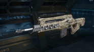 M8A7 Gunsmith Model Woodlums Camouflage BO3