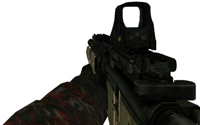 File:M4A1 Holographic Sight MW2.png