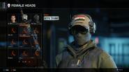 Arms Dealer Helmet BO3