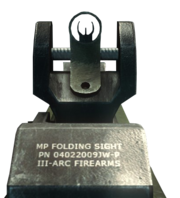 G11 Iron Sights BO