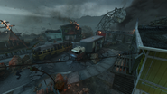 Nuketown Zombies center BO2