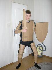 Slowrider7 Cardboard