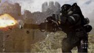 Juggernaut with Minigun CoDG