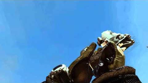 Desert Eagle Demonstration - Modern Warfare 2