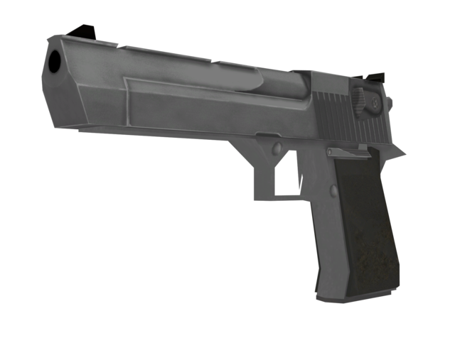 File:Desert Eagle model CoD4.png