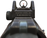 M1216 Iron Sights BOII