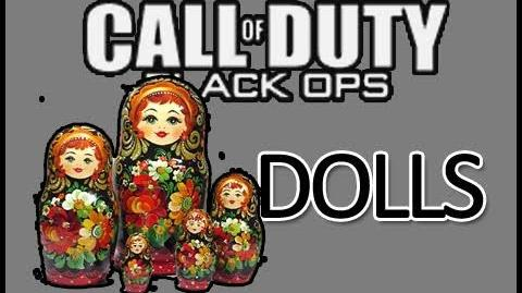 Black Ops ZOMBIES Ascension - Matryoshka Dolls Gameplay, Rainbow Grenades