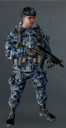 Arctic Spetsnaz Lightweight