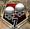 7 Streak Medal CoDO