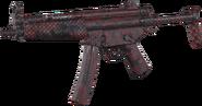 MP5 Dragon Skin MWR