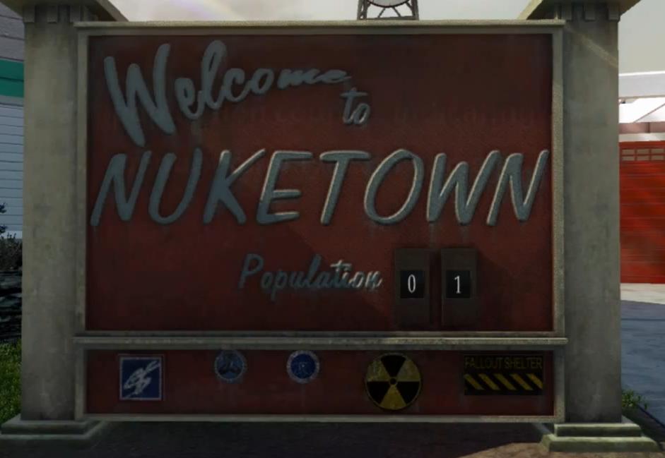 Call Duty Wiki >> Nuketown (Map)/Trivia | Call of Duty Wiki | FANDOM powered by Wikia