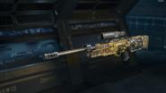 RSA Interdiction Gunsmith Model Gold Camouflage BO3