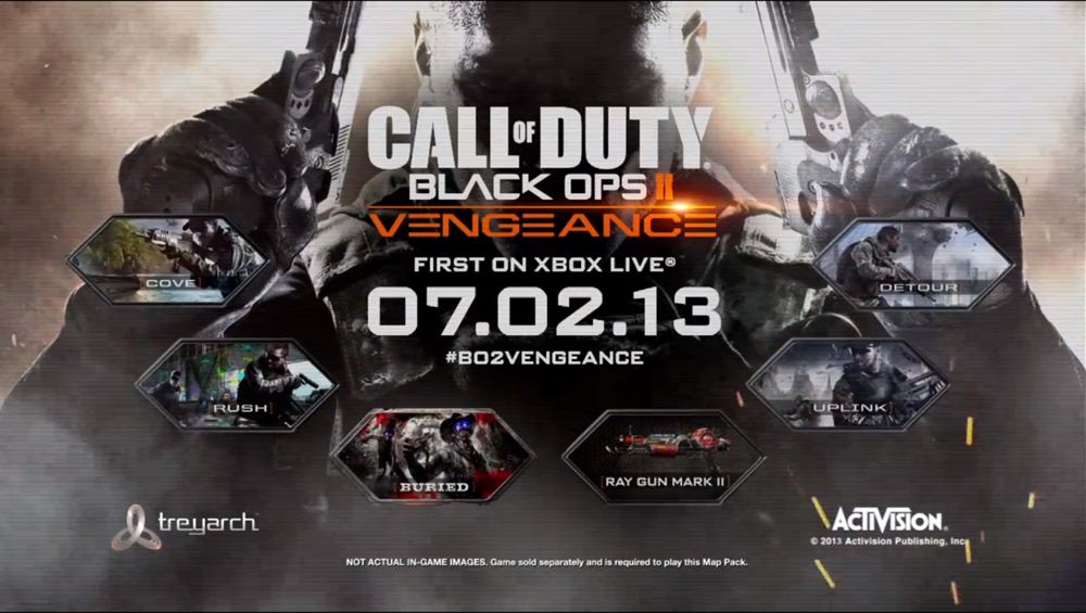 Vengeance Call of Duty Wiki