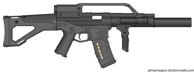 mp8 gun Gallery