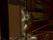 Russian Paratrooper on refrigerator MW2