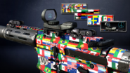 Flags of the World Personalization Pack Detail CoDG