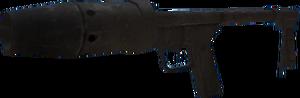M2 Flamethrower Third Person BO