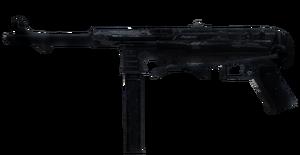MP40 Third Person BO