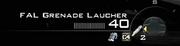 FAL grenade Laucher