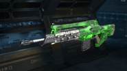 M8A7 Gunsmith Model Weaponized 115 Camouflage BO3