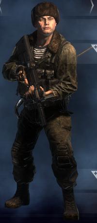 Vladimir Character CoDO