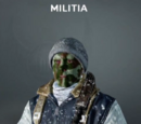 Militia (Face Paint)