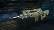 M8A7 Gunsmith Model Timber Camouflage BO3