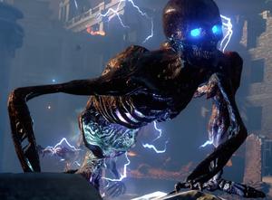 Electrified Zombie BOIII