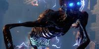 Electrified Zombie